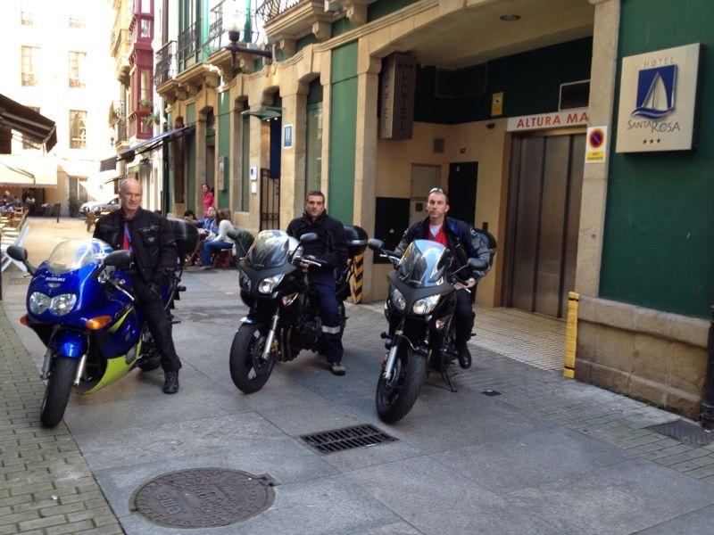 Grupo Moto Salamanca Hotel Blue Gijon Centro