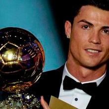 Ronaldo gana su tercer Balón de Oro