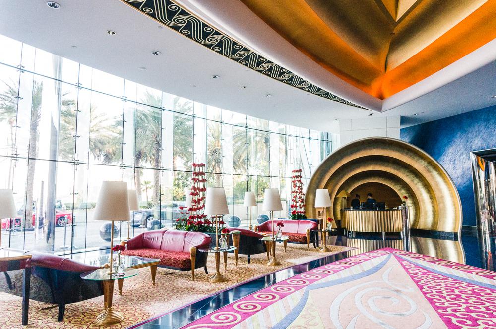 Burj Al Arab Interior Architecture 3