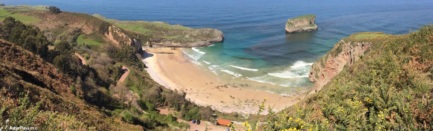 Ballota Beach Llanes Asturias Mainpic