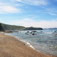 Playa de Peñarrubia - Gijón