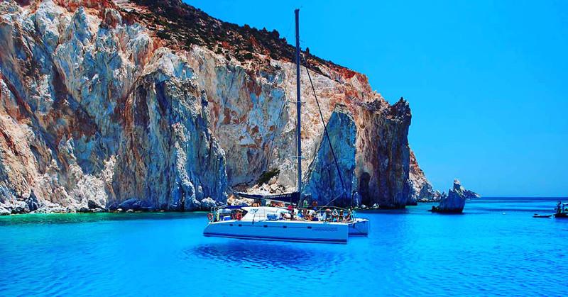 Yanpy Post 106 Yacht Charter Attica Greece