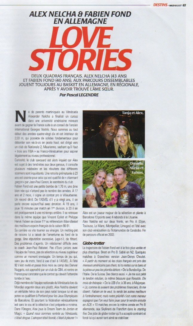 Article Maxi Basket S1 1
