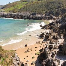 Playa de Portiellu - Llanes