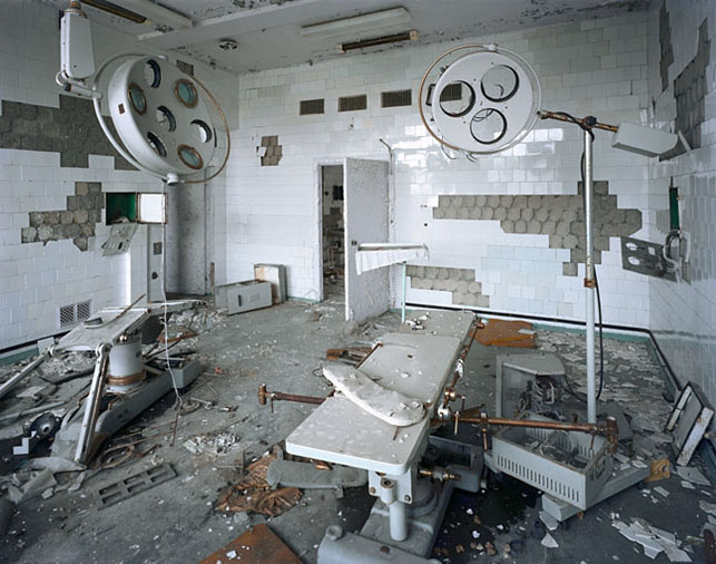 Polidori Pripyat Operating Room 126 Lg