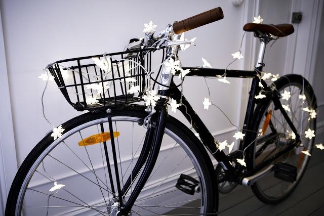 Bicicleta Luces