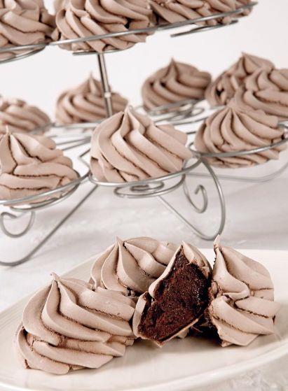 Marengues De Chocolate