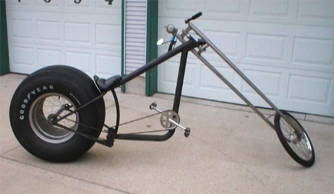 Bicicleta Original Rara Curiosa Divertida 07