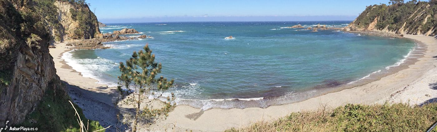 Castello Beach Asturias2