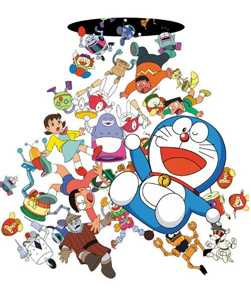 El Final Alternativo De Doraemon Jpg