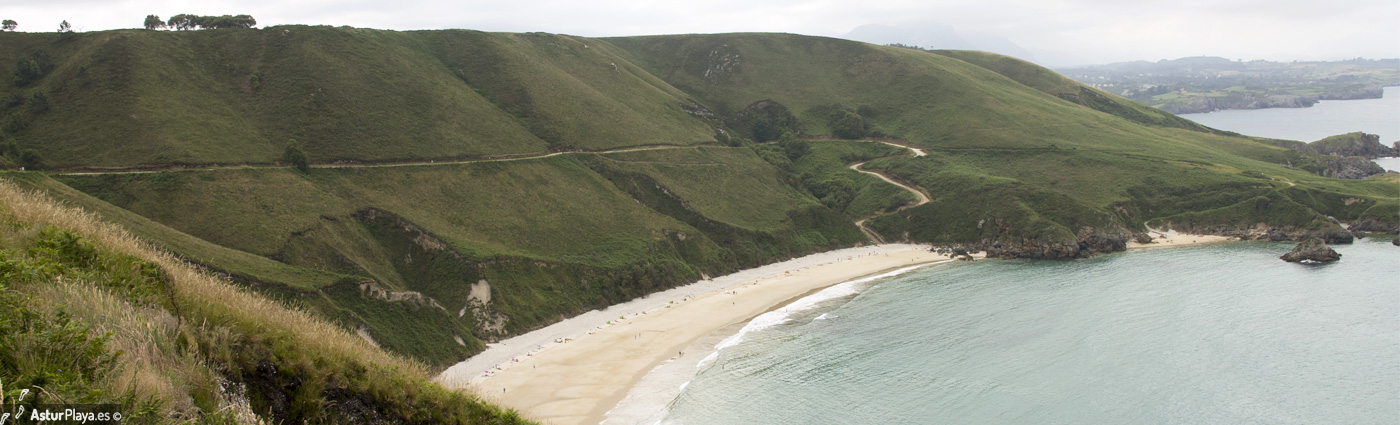 Torimbia Beach Llanes3