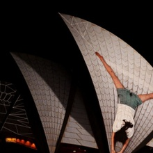 SYDNEY OPERA PROJECTION 2012