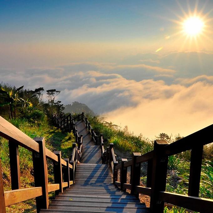 Yushan National Park Taiwan