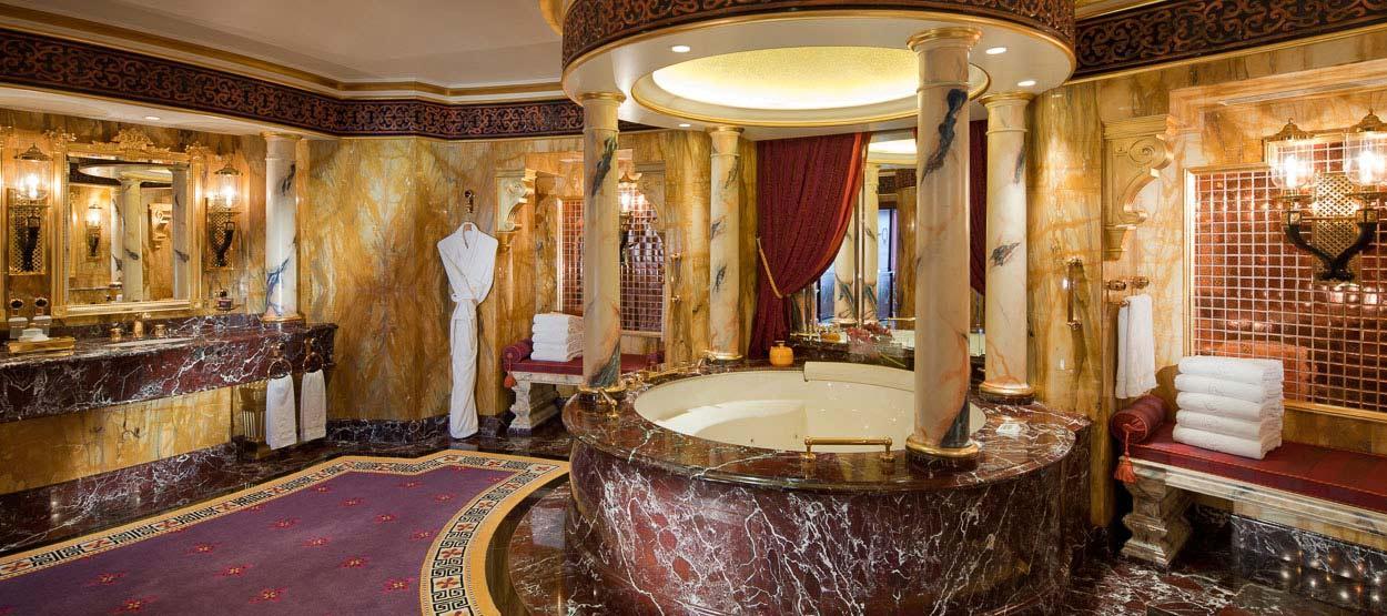 Burj Al Arab Royal Two Bedroom Suite 12 Hero