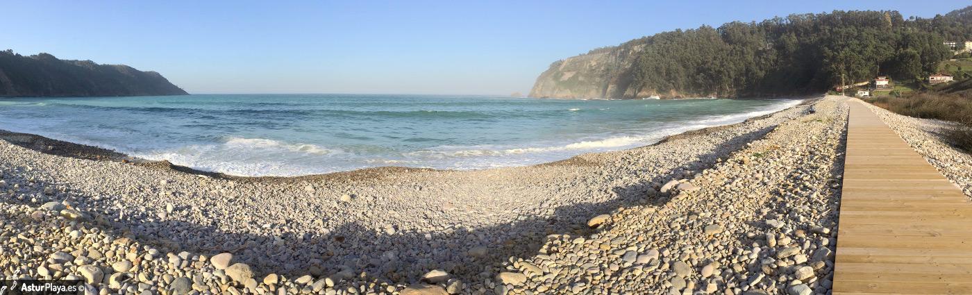 Concha De Artedo Beach Cudillero4
