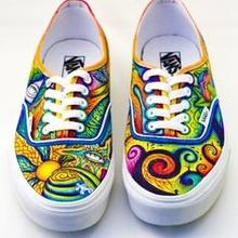 Cómo pintar tus zapatillas