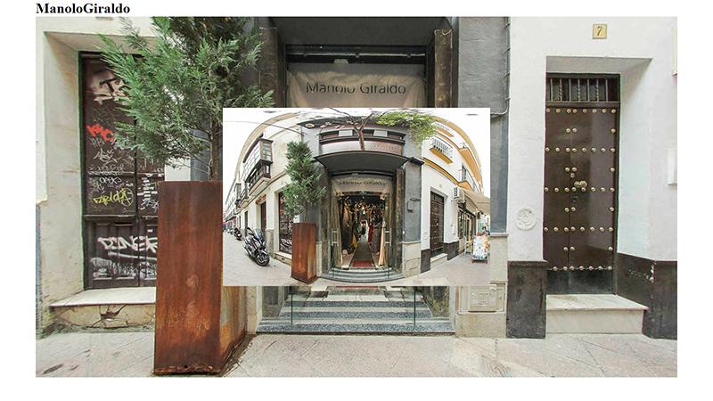 Tienda de Manolo Giraldo