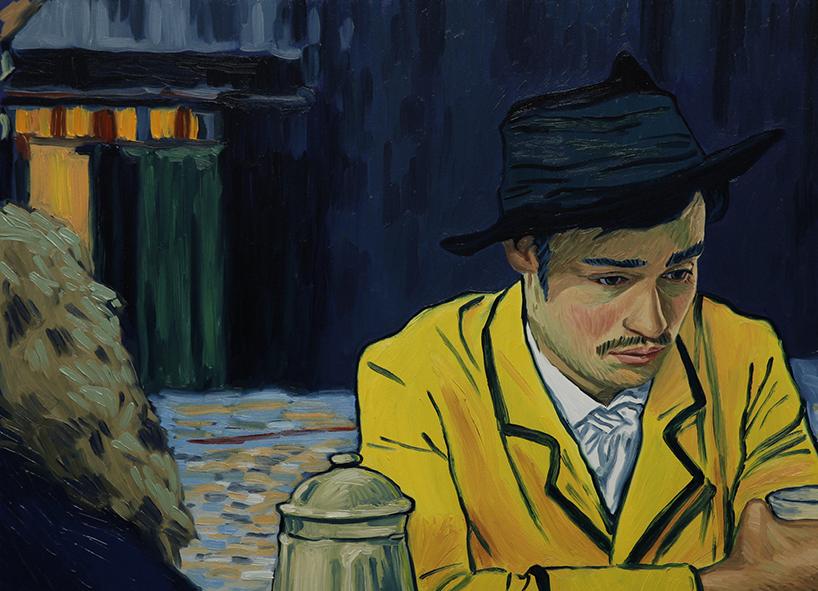Loving Vincent Film Will Animate Van Gogh Designboom 08