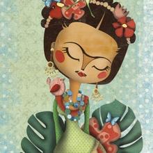 Elena Catalán Illustratrice