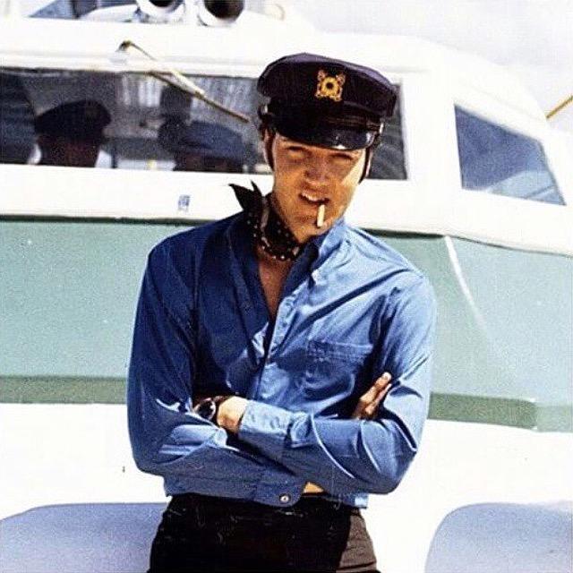 Yanpy Post 77 Elvis Presley Yacht