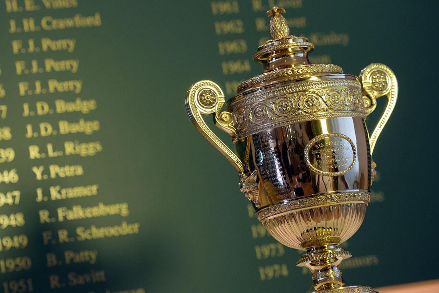 Trofeo de Récords Wimbledon