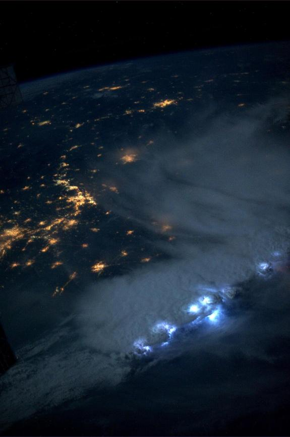 Nyberg Earth From Space 9