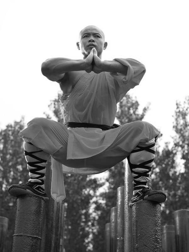 Incredible Photos Of Shaolin Monks By Tomasz Gudzowaty Shockblast 1