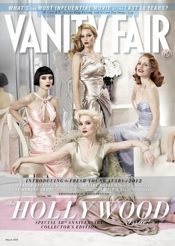 Hollywood Vanity Fair Cover 1