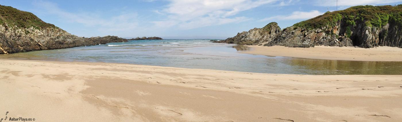 La Paloma Esteiro Beach Asturias3