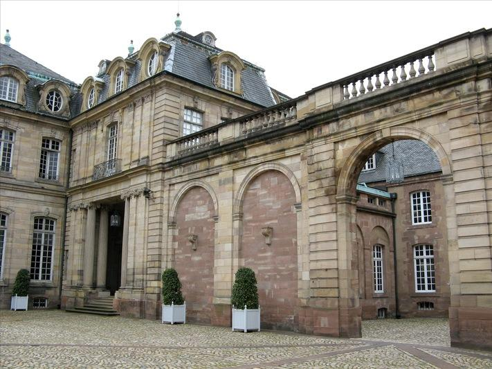 Palacio Rohan