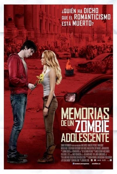 Memorias De Un Zombie Adolescente 01