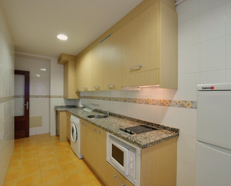 Cocina Completa Apartamentos Blue San Esteban Gijon Centro