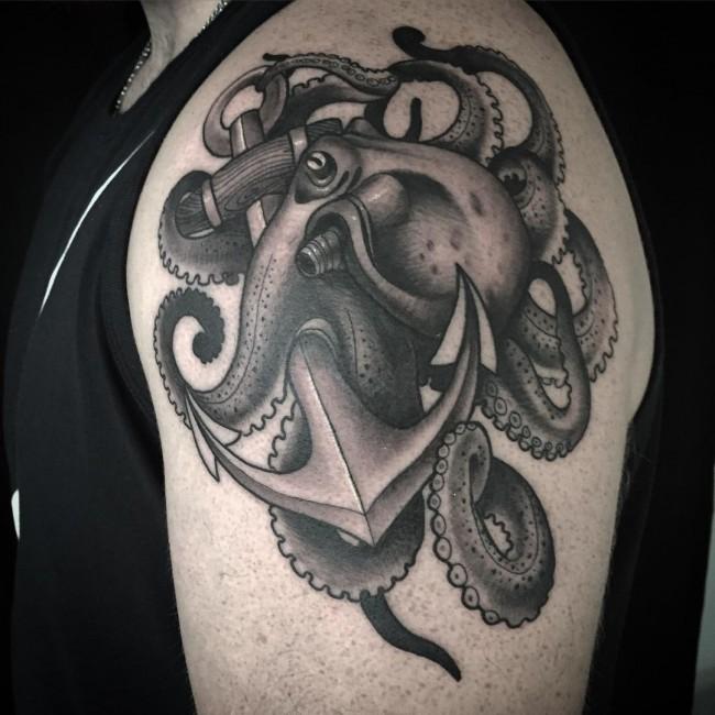 Kraken Tattoo 45 650x650