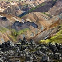 Islandia, entre hielo y volcanes