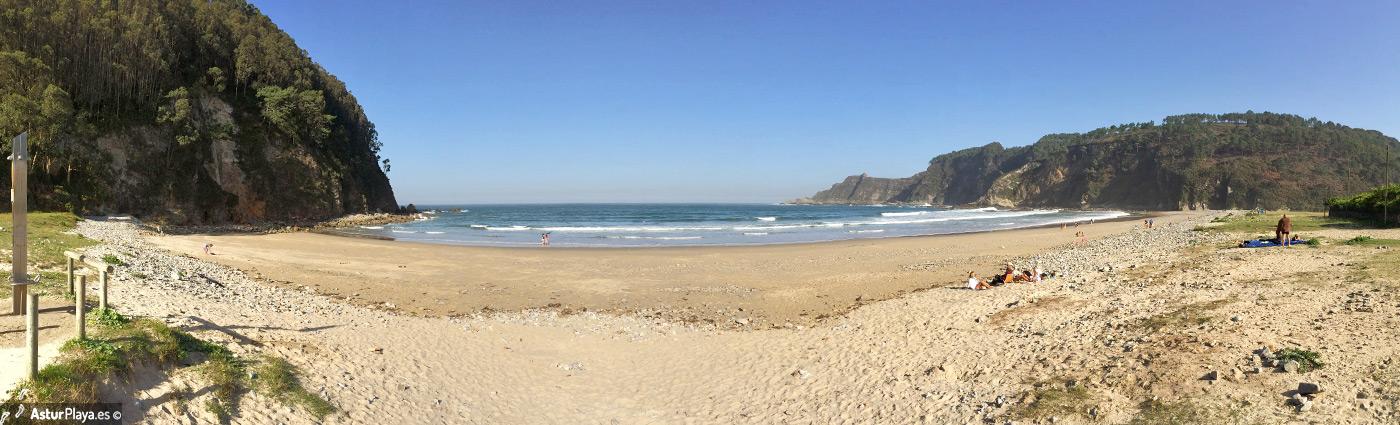 San Pedro De La Ribera Beach Cudillero1
