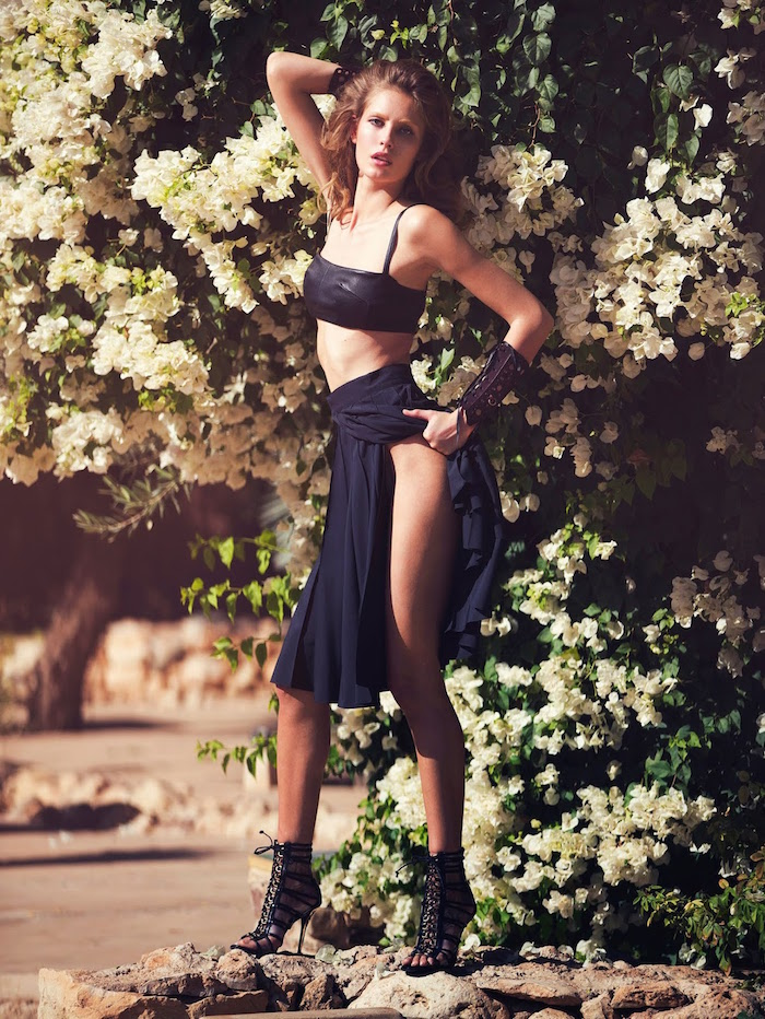 Nadja Bender By David Bellemere For Vogue Spain 3