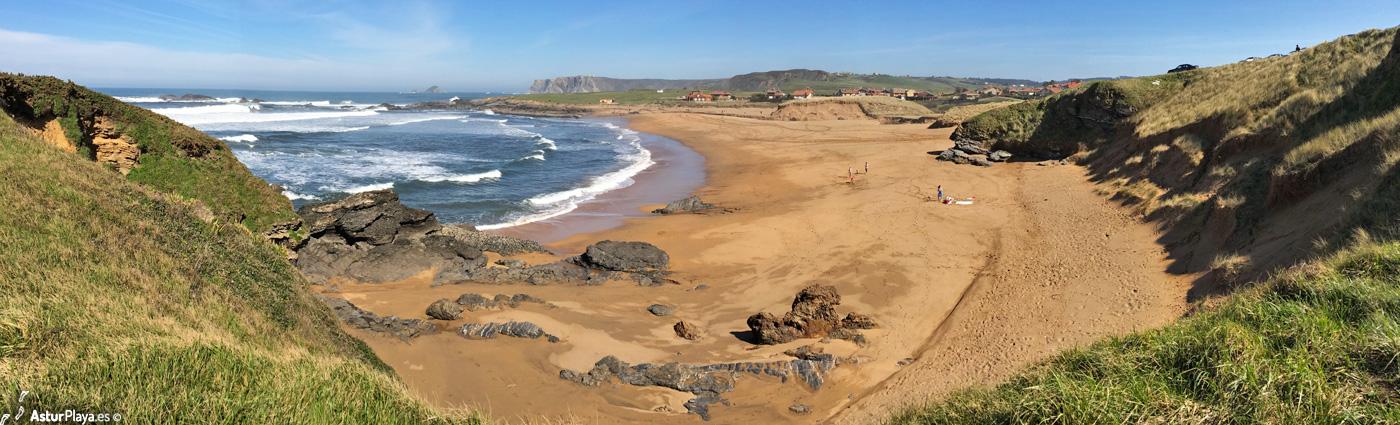 Verdicio Beach Asturias2