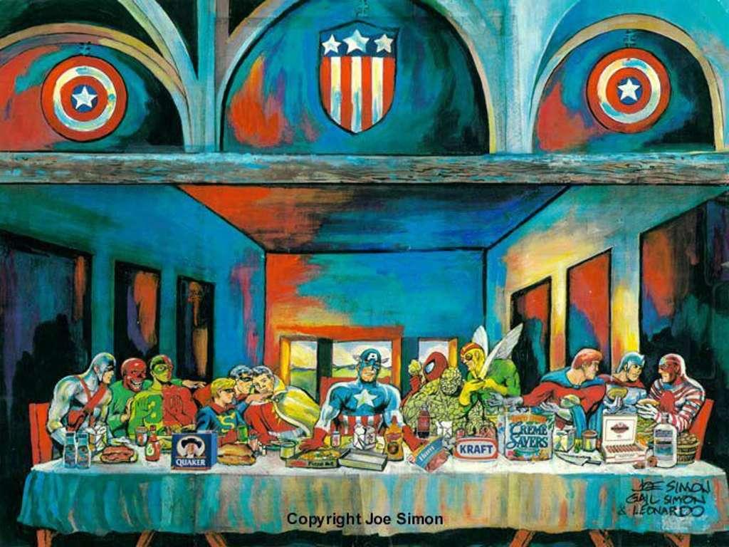 Supper Marvel