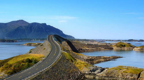 Atlantic Ocean Road 2