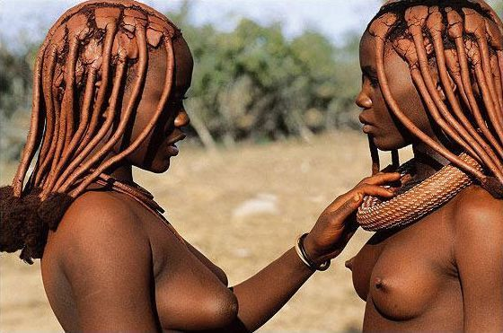 05 Girls From Africa