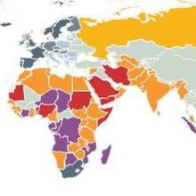 ¿Dónde es ilegal ser gay en el mundo?