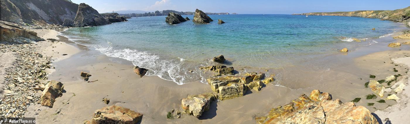 Arnao Beach Castropol4