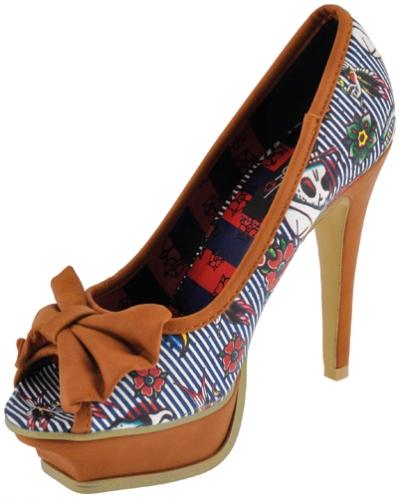 Fts24 Chaussures Marque Iron Fist Filthy Landlubber Platform 1333459295