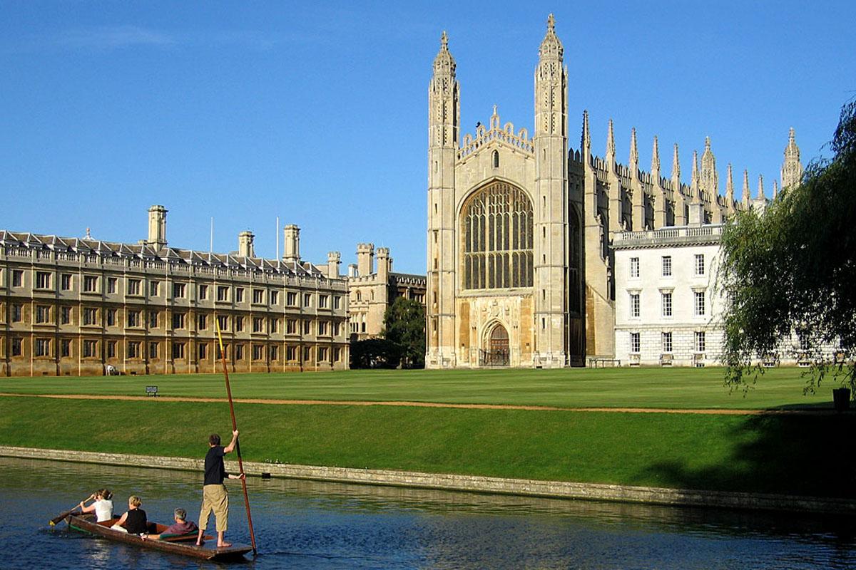 5. Universidad de Cambridge