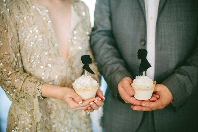 Chick Great Gatsby Wedding Inspiration 28