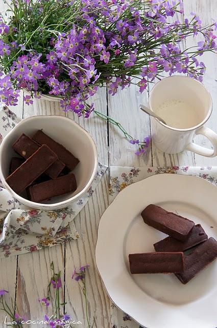 Financiers Chocolate Al Kinder L Be6dom