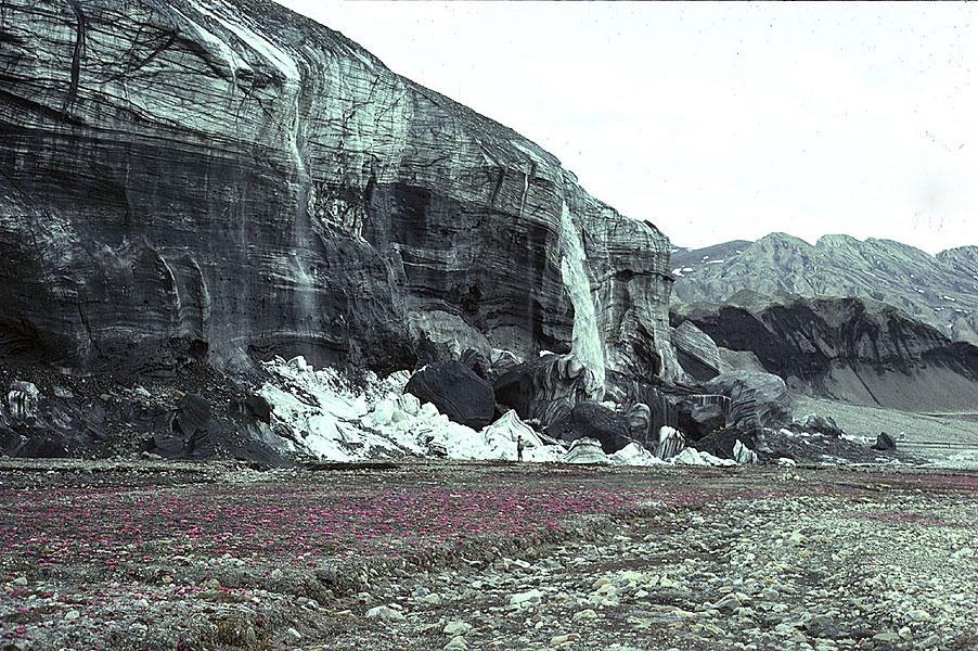 Glaciar Thompson