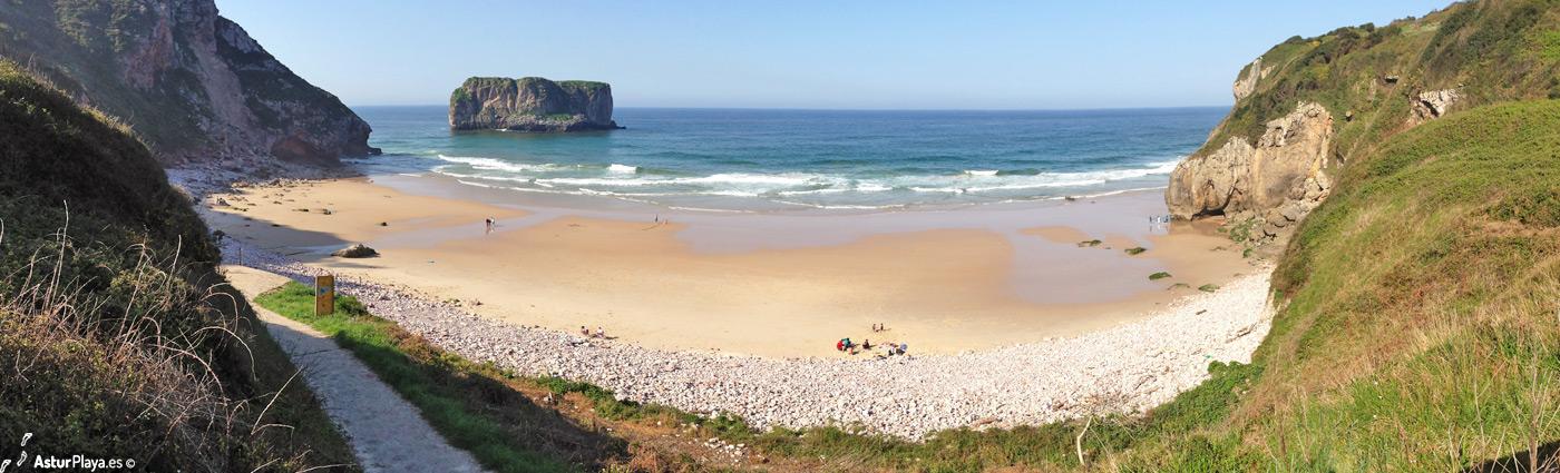 Andrin Beach Llanes Asturias1