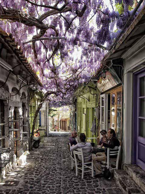 5. Lesbos, Grecia