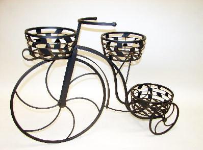 Bicicleta Macetero